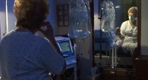 Chaque nuit, sa dialyse s'effectue pendant son sommeil. La journée, elle est libre